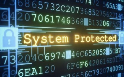 Utter protection over signal communication and data in place